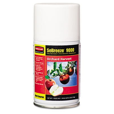 Rubbermaid Commercial SeBreeze Fragrance Aerosol Canister