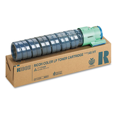 Ricoh 888276, 888277, 888278, 888279, 888308, 888309, 888310, 888311 (Type 145) Toner Cartridge