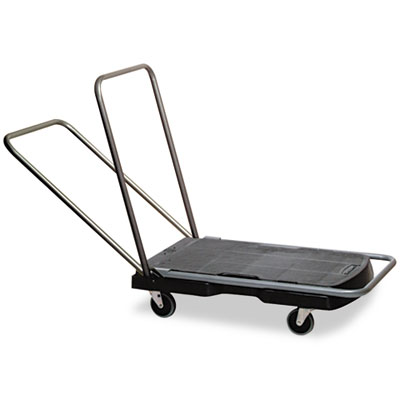 Rubbermaid Commercial Utility Duty Home and Office Cart