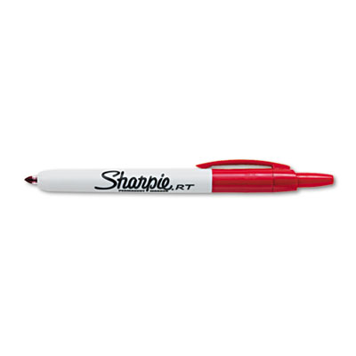Sharpie Retractable Fine Tip Permanent Marker
