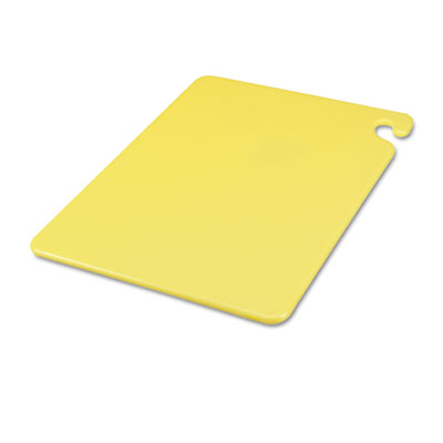 San Jamar Cut-N-Carry Color Cutting Board