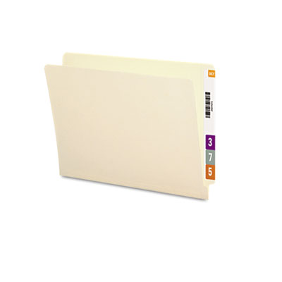 Smead Heavyweight Manila End Tab Folders