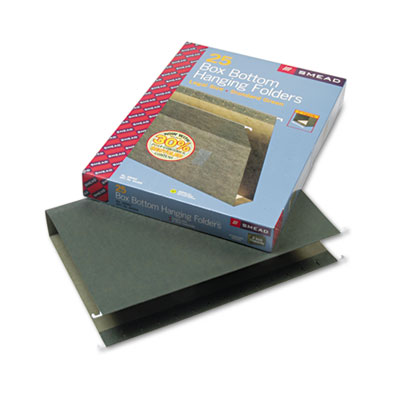 Smead Box Bottom Hanging File Folders