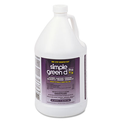 simple green d Pro 5 One Step Disinfectant