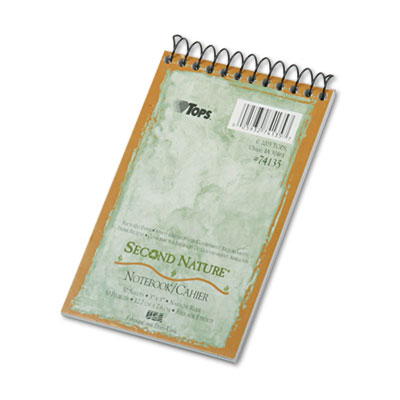 TOPS Second Nature Single Subject Wirebound Notebooks