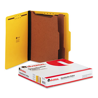 Universal Bright Colored Pressboard Classification Folders