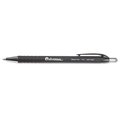 Universal One Comfort Grip Retractable Ballpoint Pen