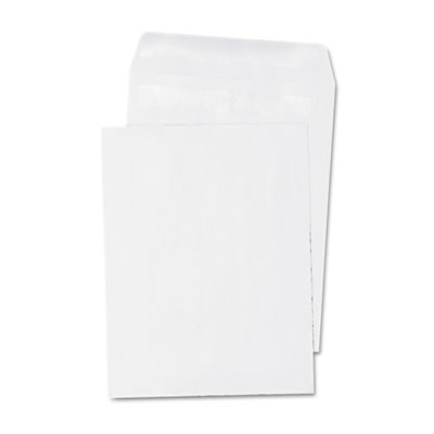 Universal One Self-Stick Open End Catalog Envelope