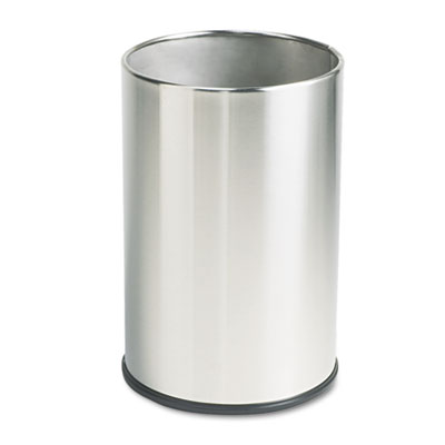 Rubbermaid Commercial European & Metallic Series Wastebasket