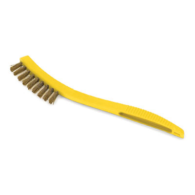 Rubbermaid Commercial Metal-Fill Wire Scratch Brush