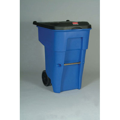 Rubbermaid Commercial Square Brute Rollout Container