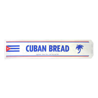 General Grocery Paper Bags for Cuban Bread