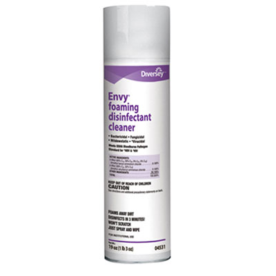 Diversey Envy Foaming Disinfectant Cleaner