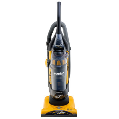 Eureka Airspeed Gold Bagless Upright Vacuum Cleaner