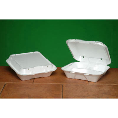 Genpak Snap-It Vented Hinged Containers