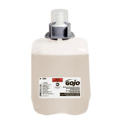 GOJO E2 Foam Sanitizing Soap