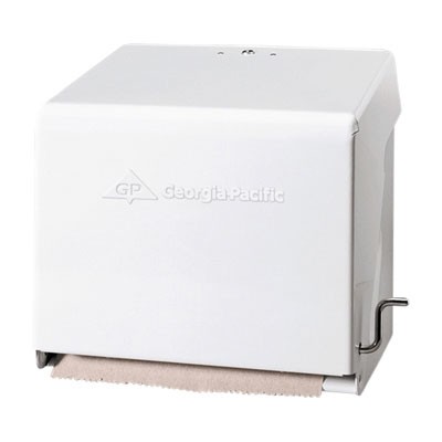 Georgia Pacific Mark II Crank Roll Towel Dispenser