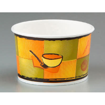 Chinet Paper Food Containers