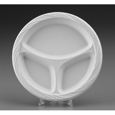Chinet Lightweight Plastic Dinnerware