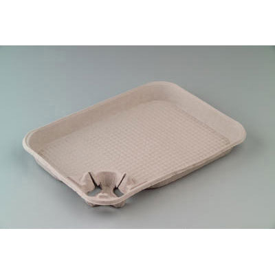 Chinet StrongHolder Molded Fiber Cup/Food Trays