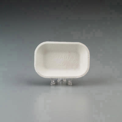 Chinet Savaday Molded Fiber Food Trays