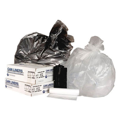 Inteplast Group High-Density Commercial Can Liners Value Pack