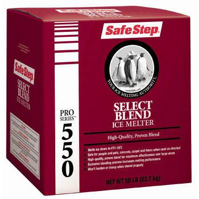 North American Salt Safe Step Pro Series 550 Select Blend
