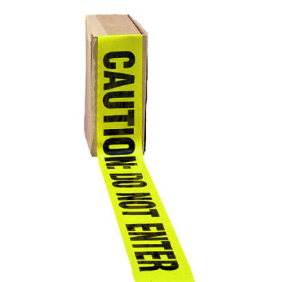 Impact Site Safety Barrier Tape