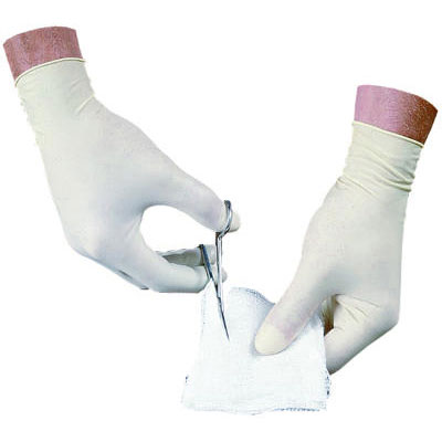 Impact Disposable Latex Exam Gloves