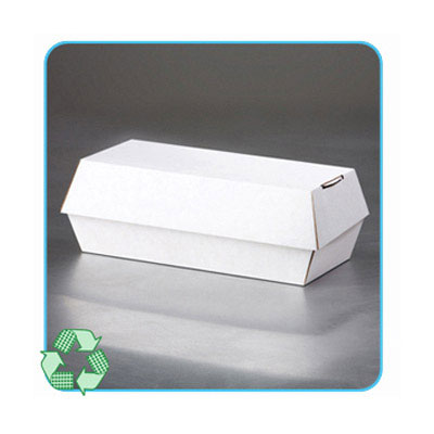 LBP Paperboard Clamshell Food Containers
