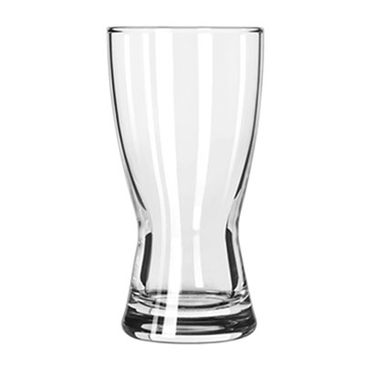 Libbey Hourglass Pilsner Glasses