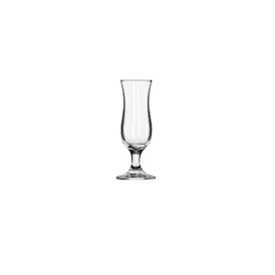 Libbey Hurricane Footed Shot Glasses