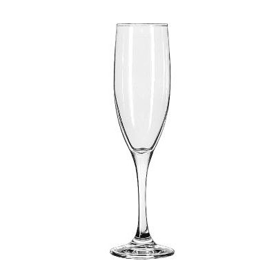 Libbey Embassy Flutes/Coupes & Wine Glasses