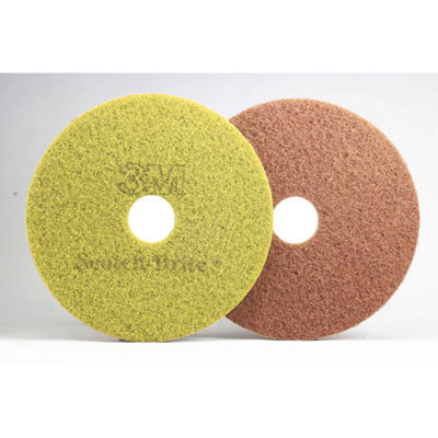 Scotch-Brite Sienna Diamond Floor Pads