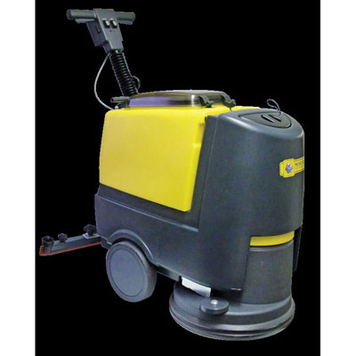 Mercury Floor Machines SD-17B Compact Walk-Behind Automatic Floor Scrubber