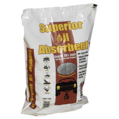 Superior Oil Absorbent