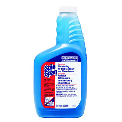 Spic and Span Disinfecting All-Purpose Spray and Glass Cleaner