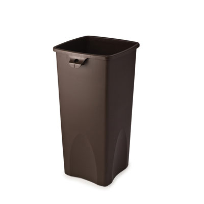 Rubbermaid Commercial Untouchable Square Container