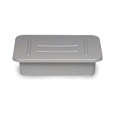 Rubbermaid Commercial Lid for Bus/Utility Box