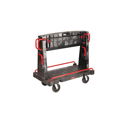 Rubbermaid Commercial Convertible A-Frame Panel Truck