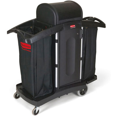 Rubbermaid Commercial Fabric Cleaning Cart Bag