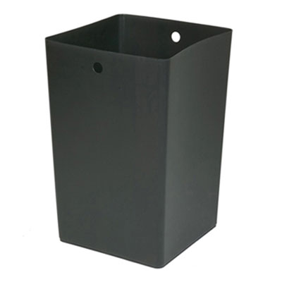 Rubbermaid Commercial Square Rigid Liner for Infinity Waste Containers