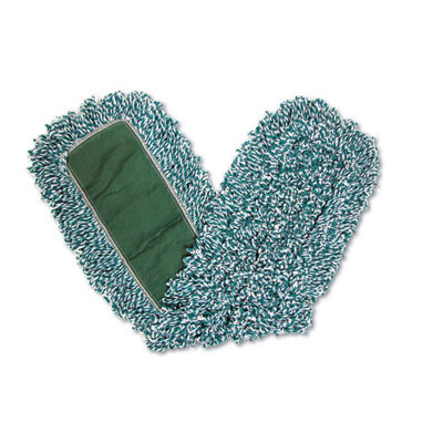 Rubbermaid Commercial Microfiber Looped-End Dust Mop Heads