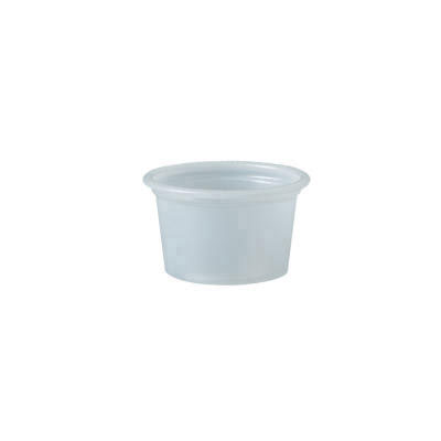 SOLO Cup Company Polystyrene Portion Cups