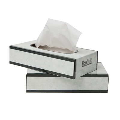 Wausau Paper EcoSoft Facial Tissue