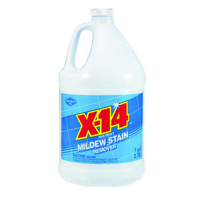 WD-40 X-14 Mildew Stain Remover