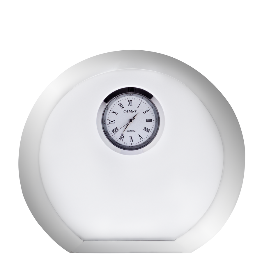 Vision Clocks Round Desk Clock