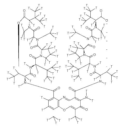 ACTINOMYCIN <em>D-</em>[<em>3H</em>(<em>G</em>)]