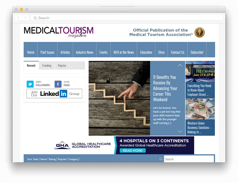 Medical Tourism Mag