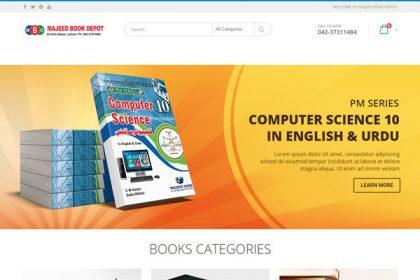 Majeed Book Depot